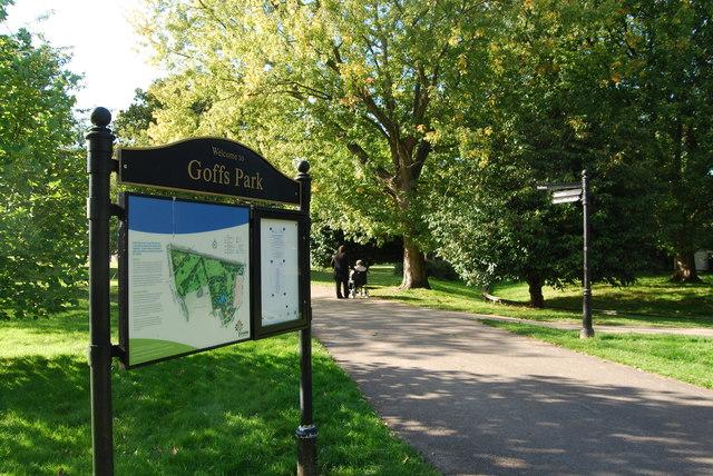 Goffs Park