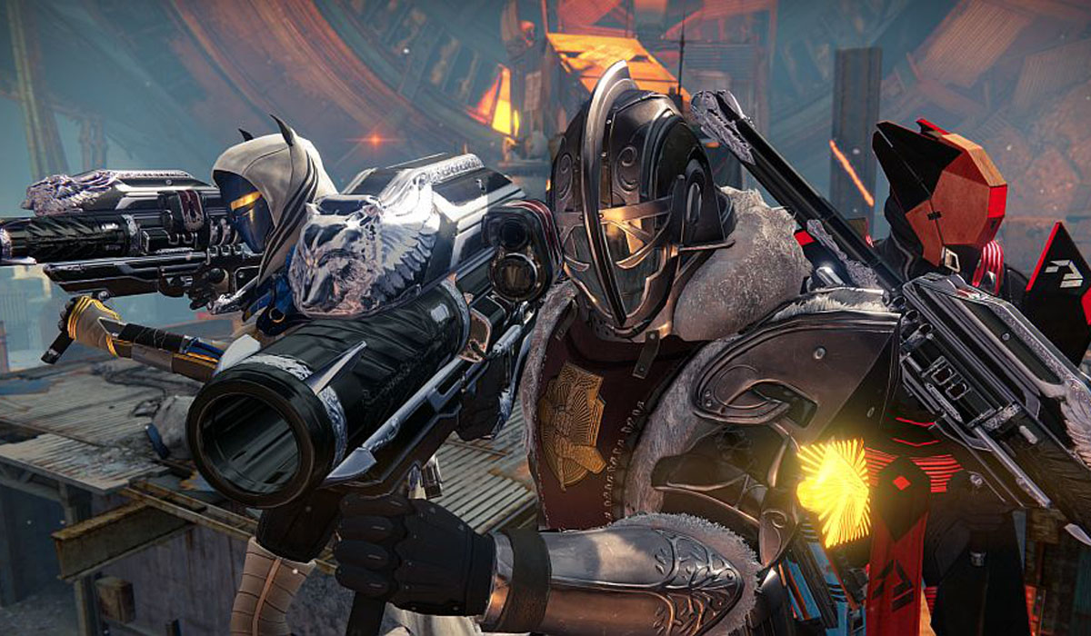 Destiny Guardians Rise of Iron