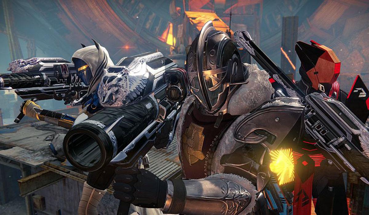 Destiny Guardians Rise of Iron