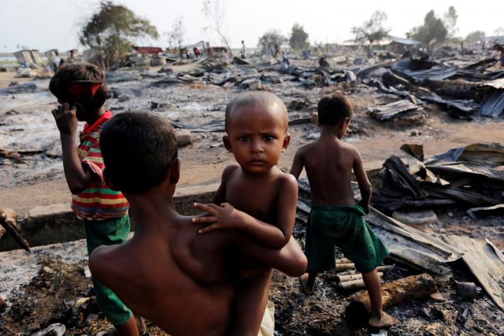 Rohingya muslim myanmar