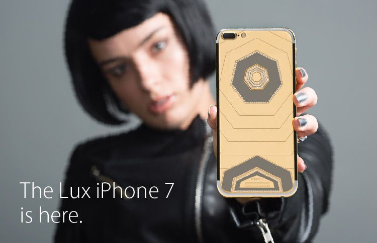 Lux iPhone 7