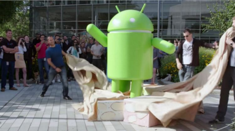 Android 7.0 Nougat for Xperia phones