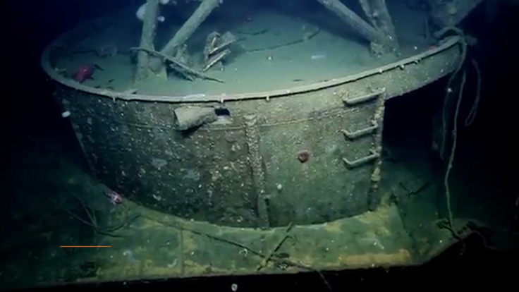 USS Independence: World War II aircraft carrier wreck explored for the first time