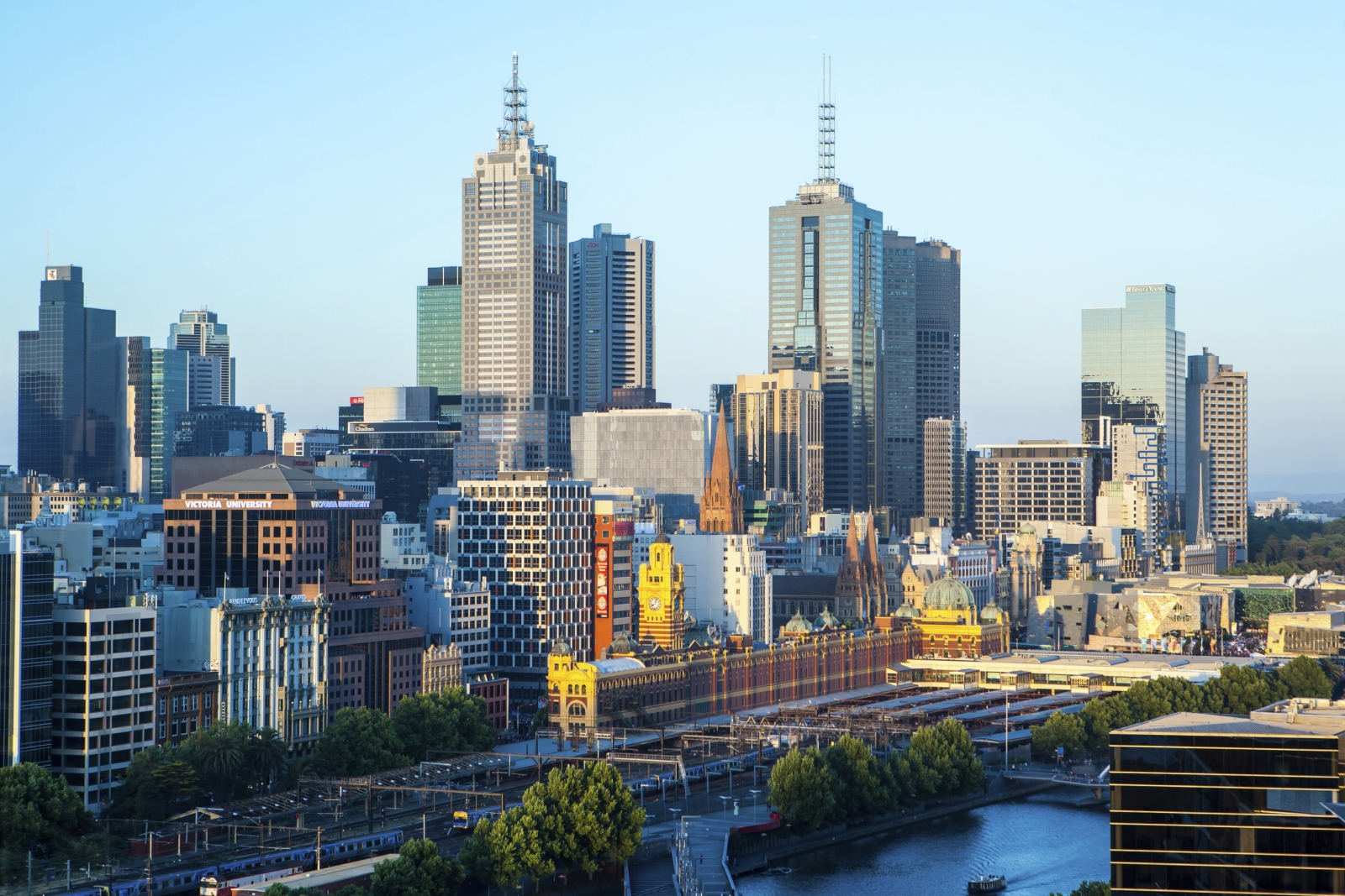 Melbourne 'lost' by Microsoft Bing Maps