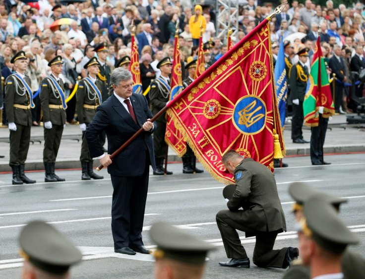 President Poroshenko