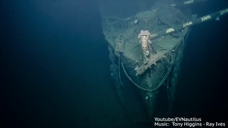USS Independence: World War II aircraft carrier wreck explored for the first time ever