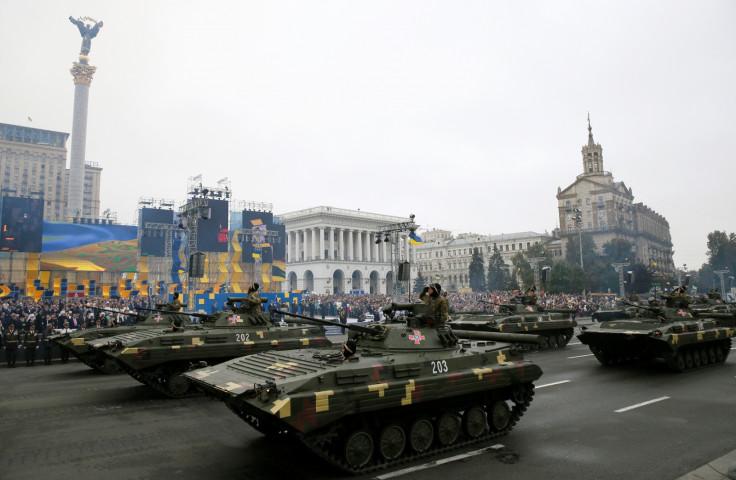 Kiev parade