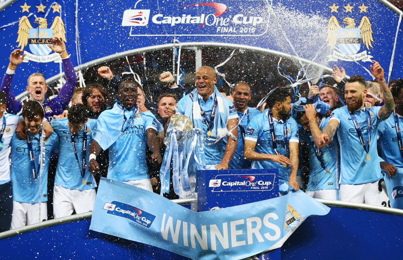 Manchester City: EFL Cup Third Round Draw 2016-17