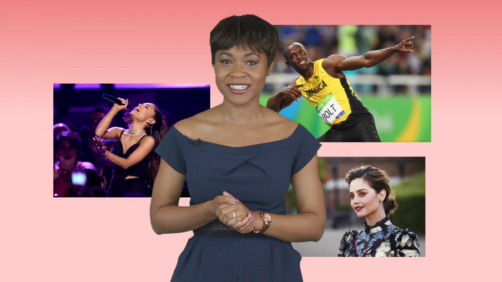 A-list Insider: Usain Bolt cheating scandal, Jenna Coleman shuts down Prince Harry romance rumours