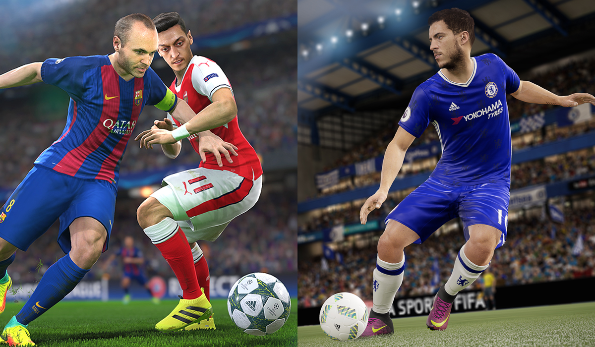 Pes 17 Release