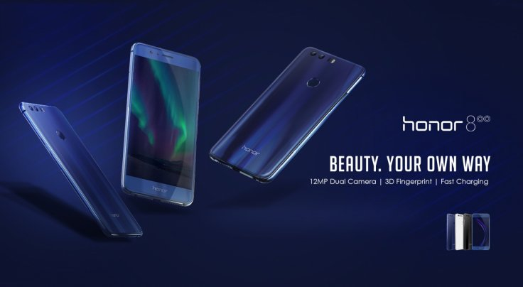 Honor 8 European launch