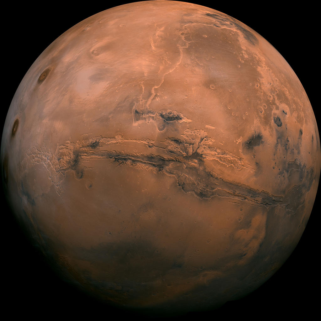 Mars used to have an Earth-like 'warm and wet' climate 4 billion years ago, scientists uncover