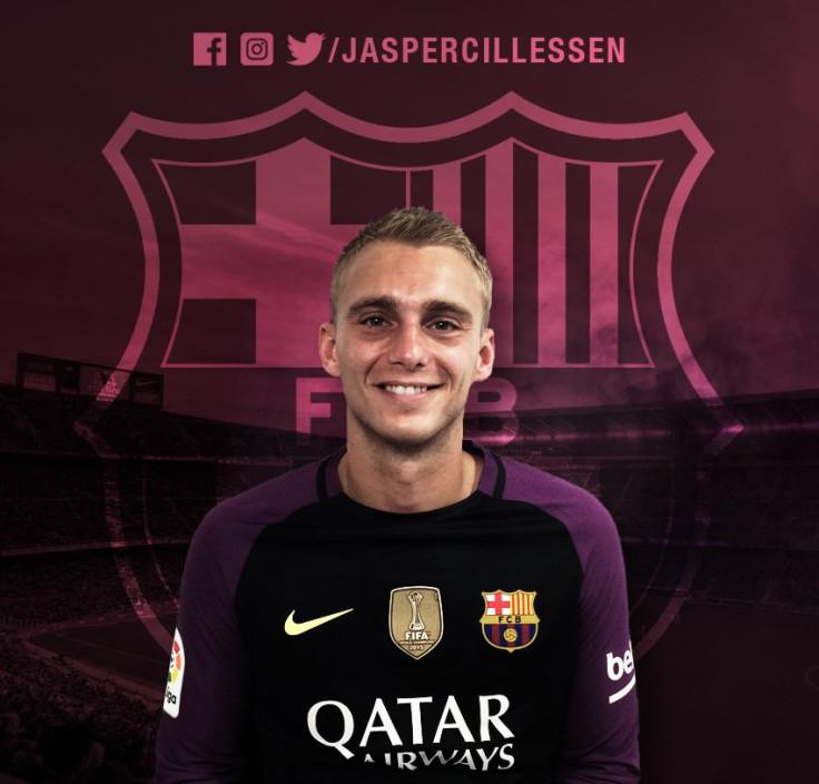 Jasper Cillessen deleted tweet