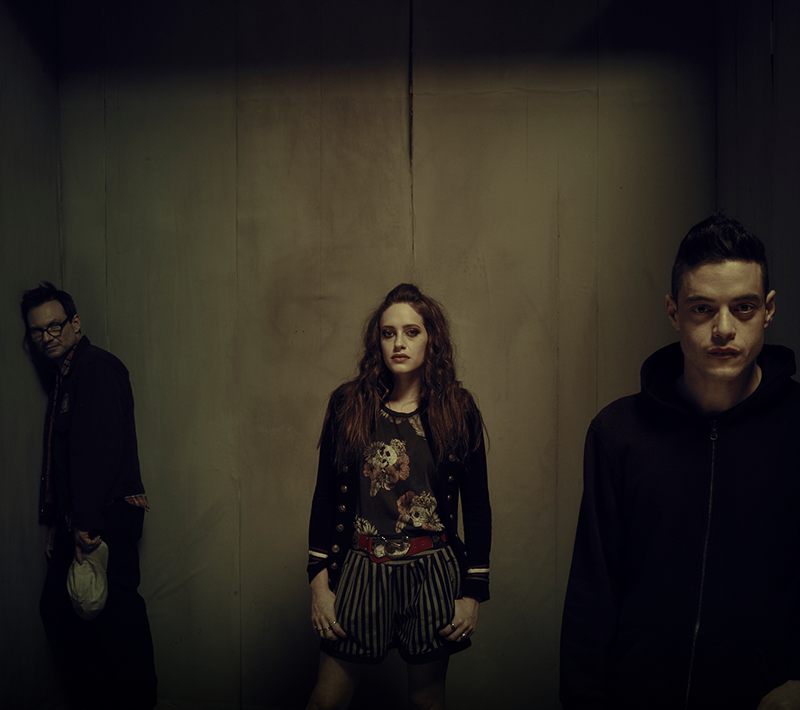 Hackers have come up with a Mr. Robot inspired 'fsociety' ransomware