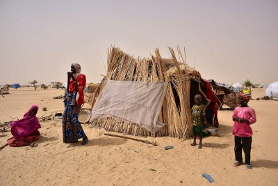 Nigeria Borno malnutrition Lake Chad