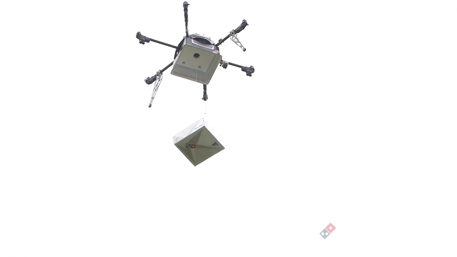 Domino's aims for drone delivery service