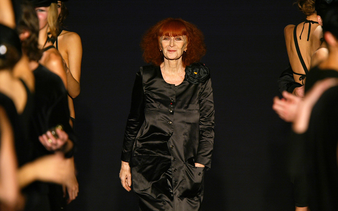 Fashion icon Sonia Rykiel dies at 86
