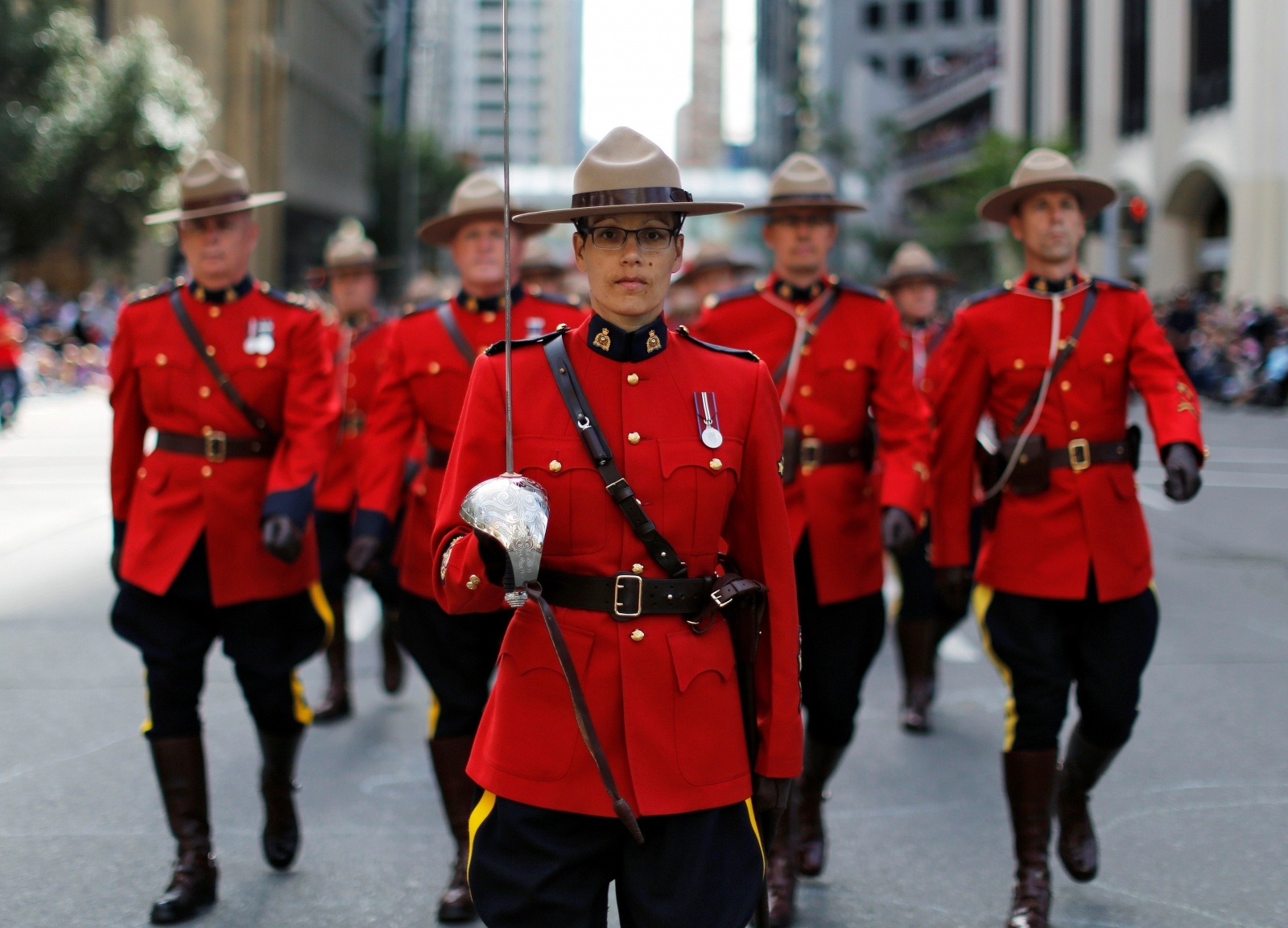 Canada's Mounted Police