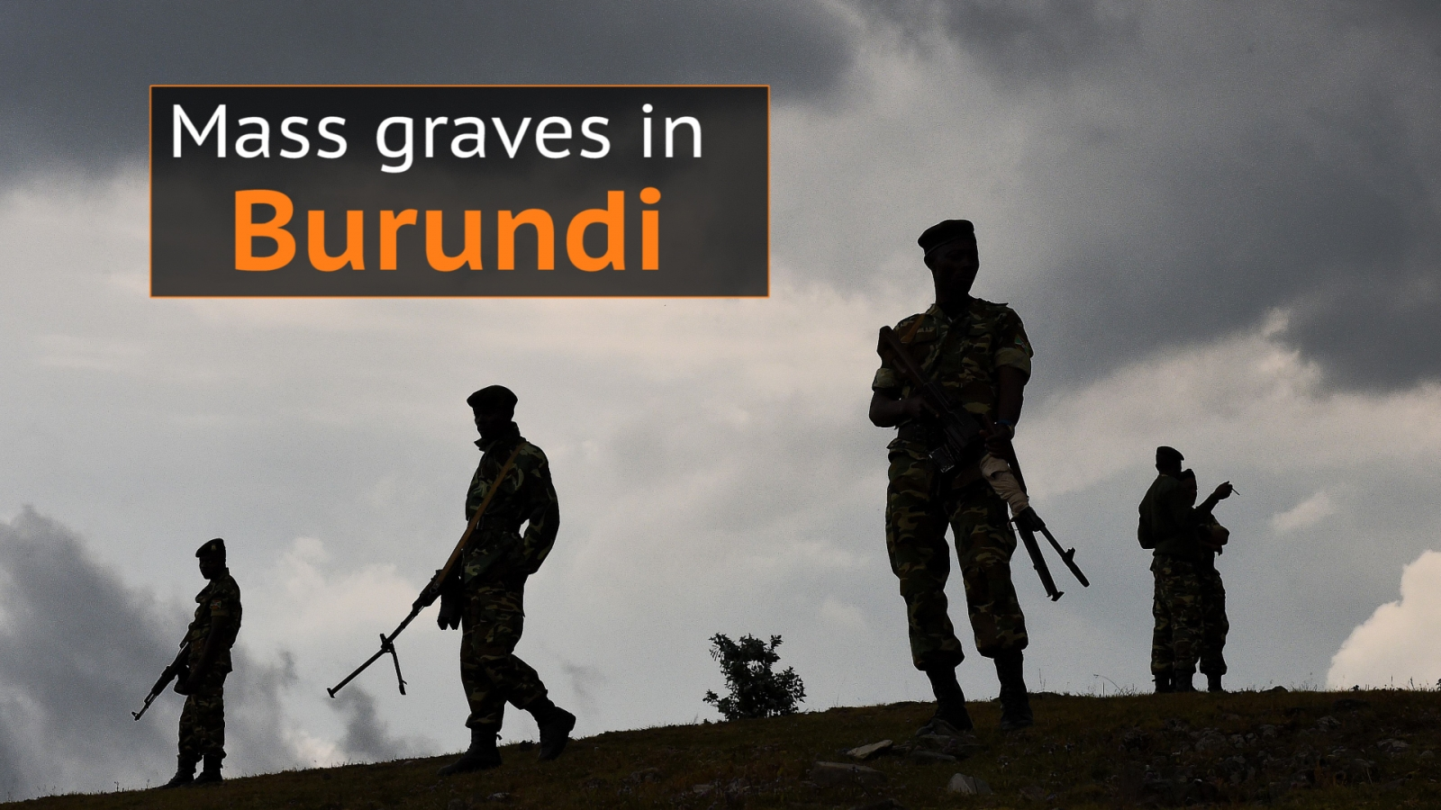 Burundi: Rights group claims to have discovered at least 14 mass graves across the country