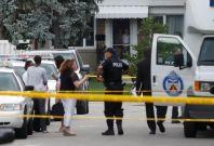 Toronto crossbow attack
