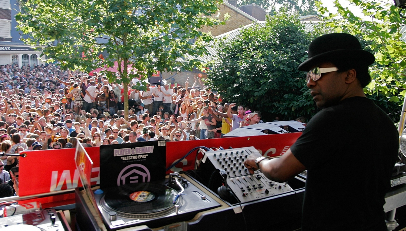 notting hill carnival norman jay mbe