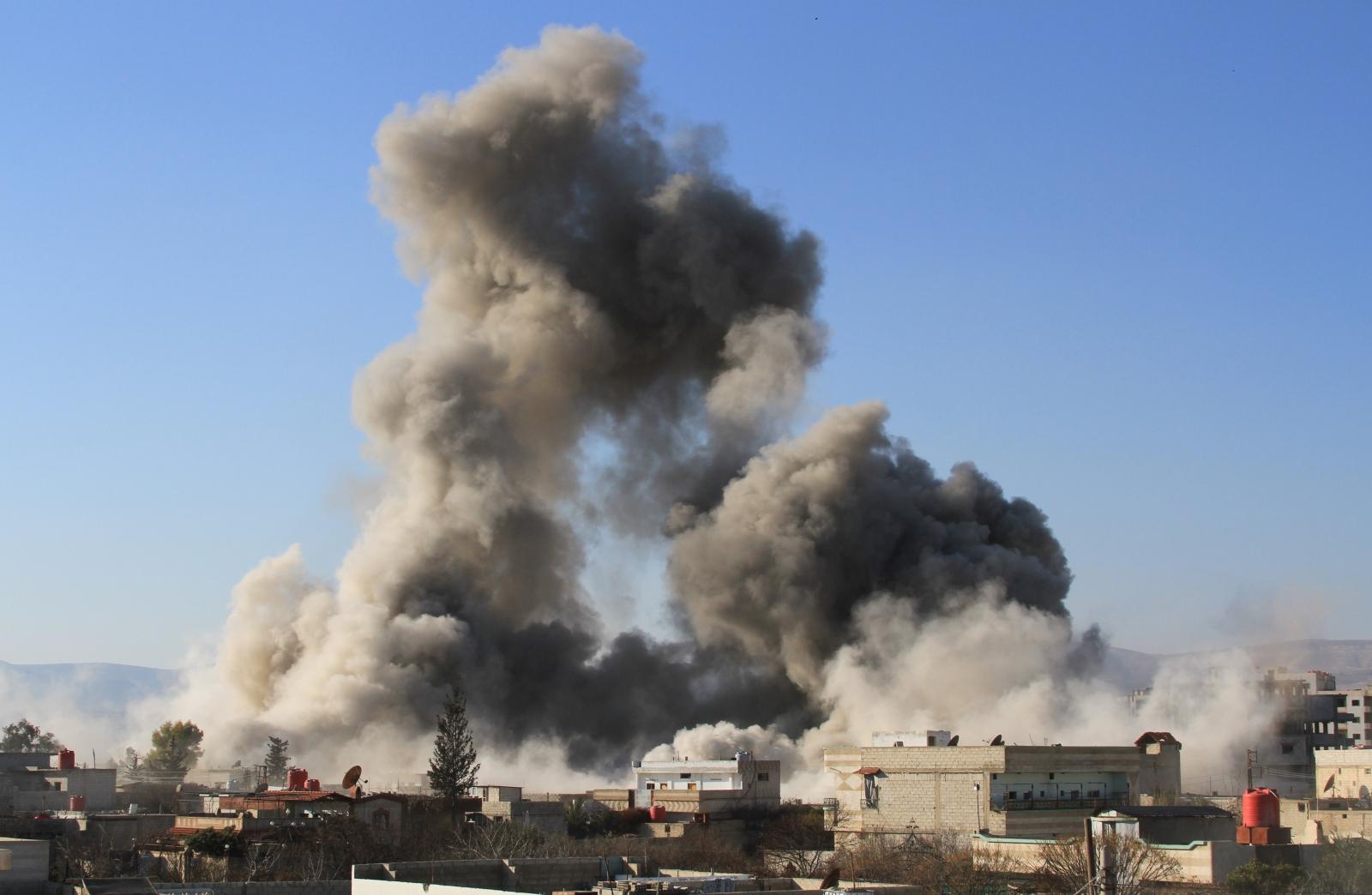 Daraya, Syria