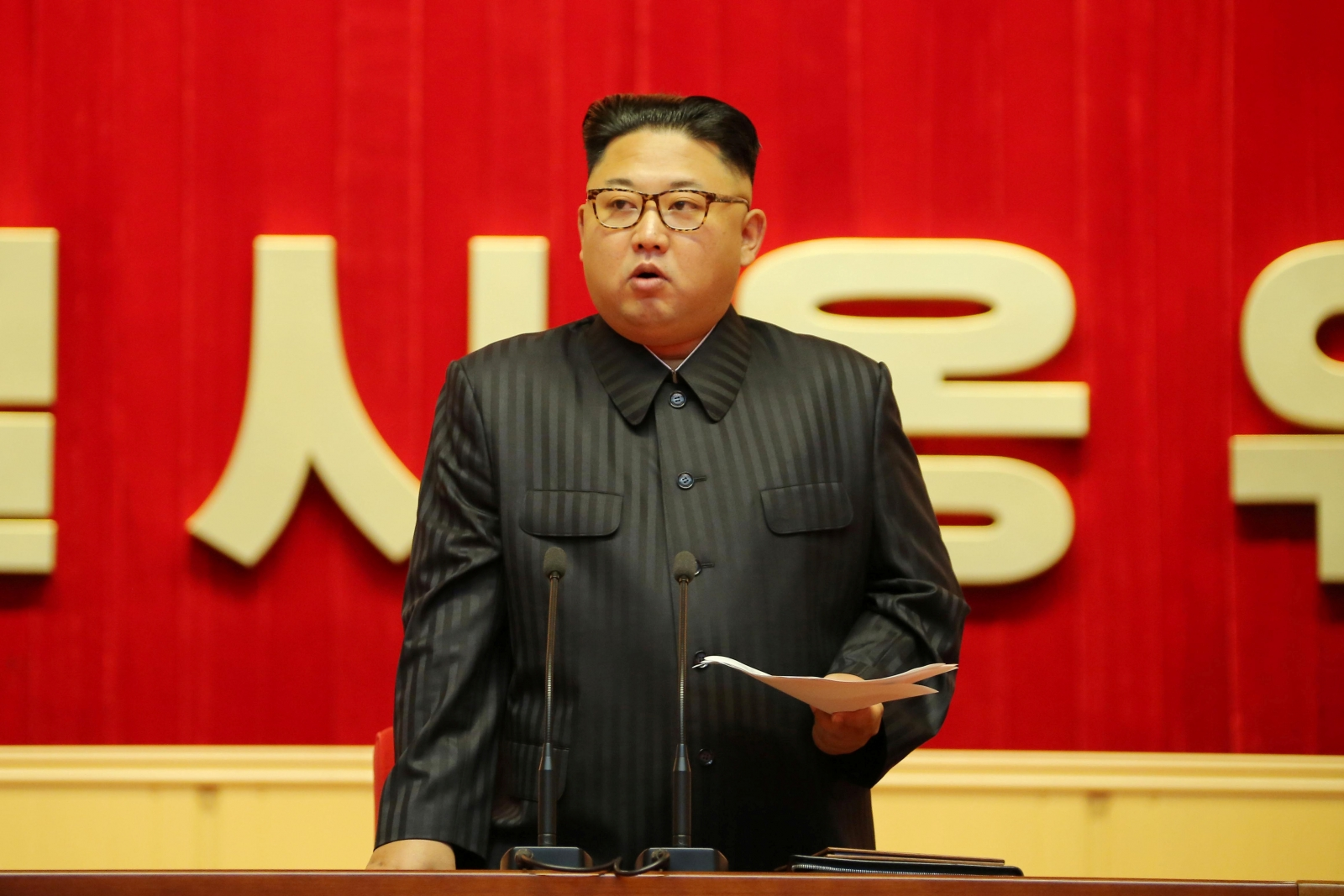 North Korean President orders execution of top-ranking education minister by firing squad