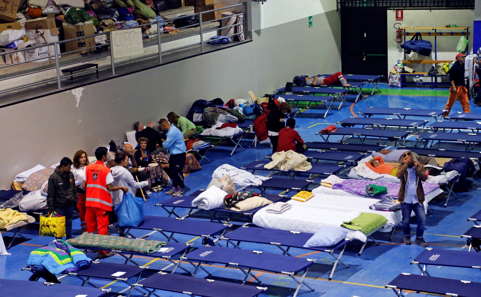 Image result for Italian quake-hit areas