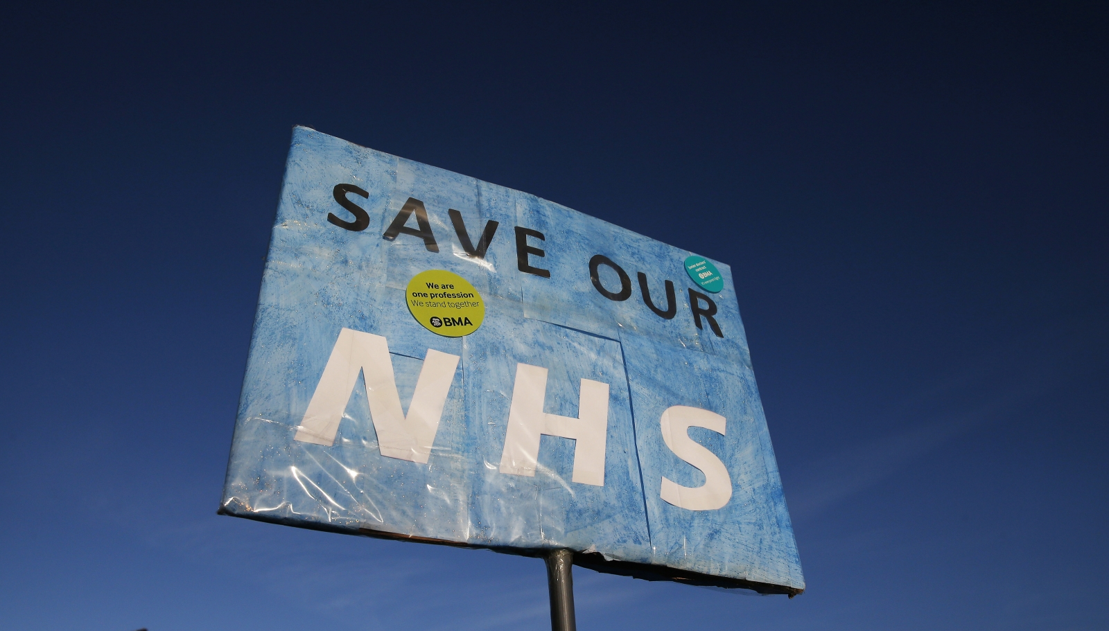 NHS planning for hospital closures and other cutbacks to meet increasing demand and fight health budget deficit