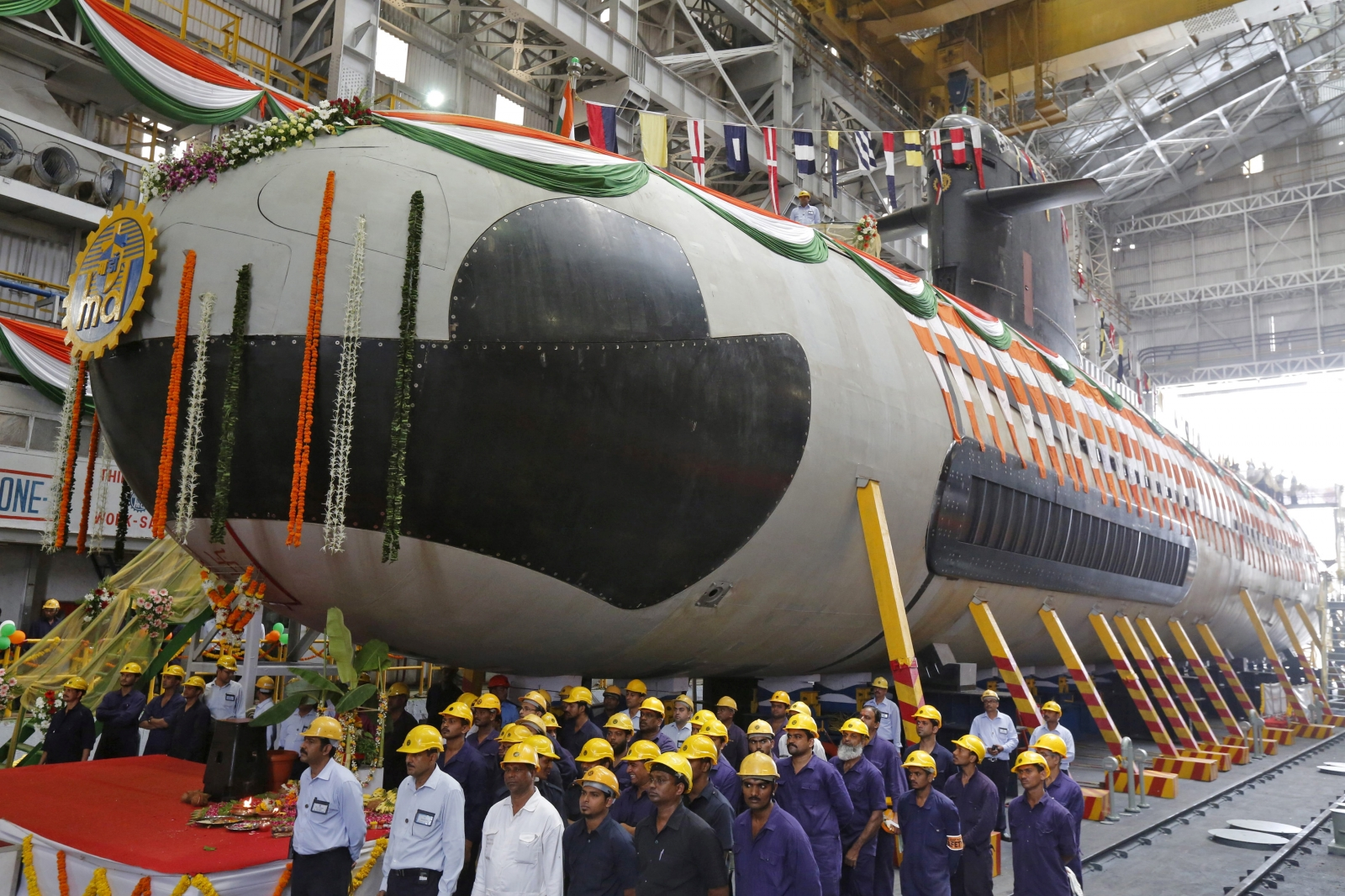 Pakistan and China express interest in going after leaked Scorpene submarine documents