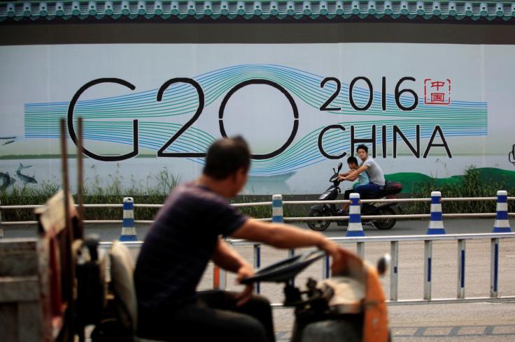 G20 Hangzhou summit 2016