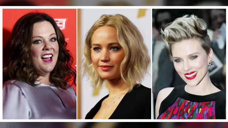 Jennifer Lawrence tops Forbes highest-paid actress list