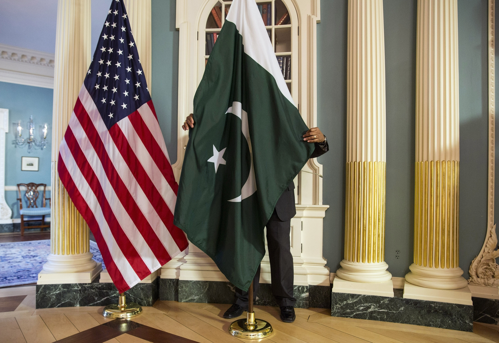 US Pakistan ties