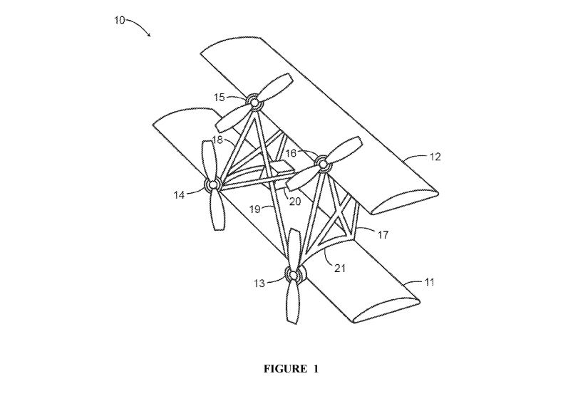 Joby Aviation patent