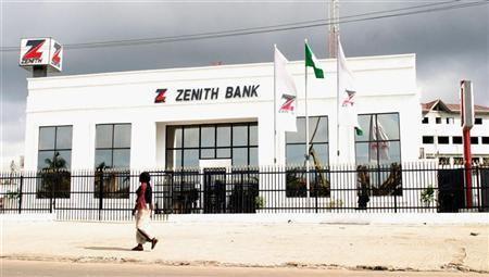 Zenith bank Lagos