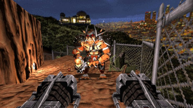 Duke Nukem World Tour screenshot