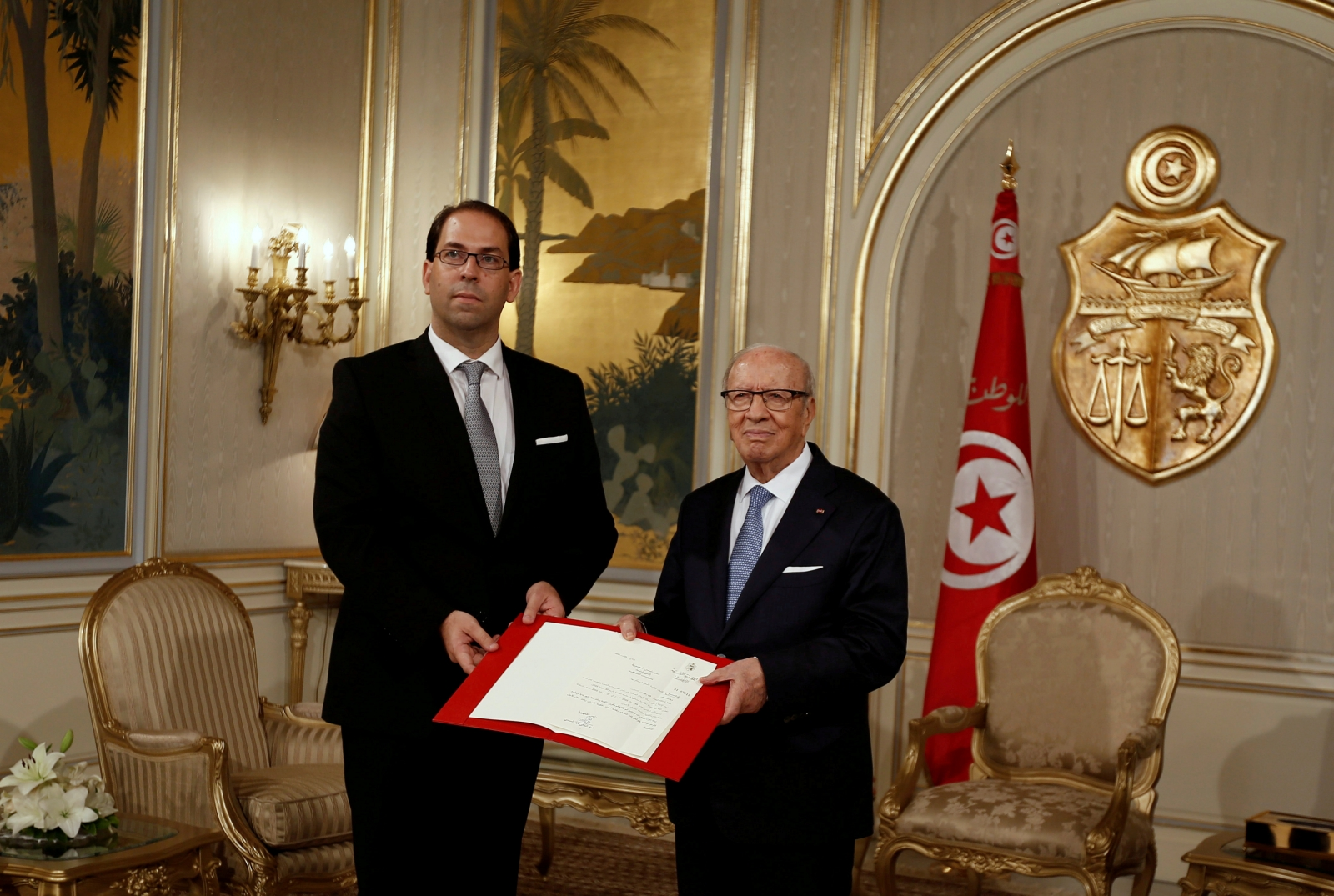 Tunisia's new cabinet