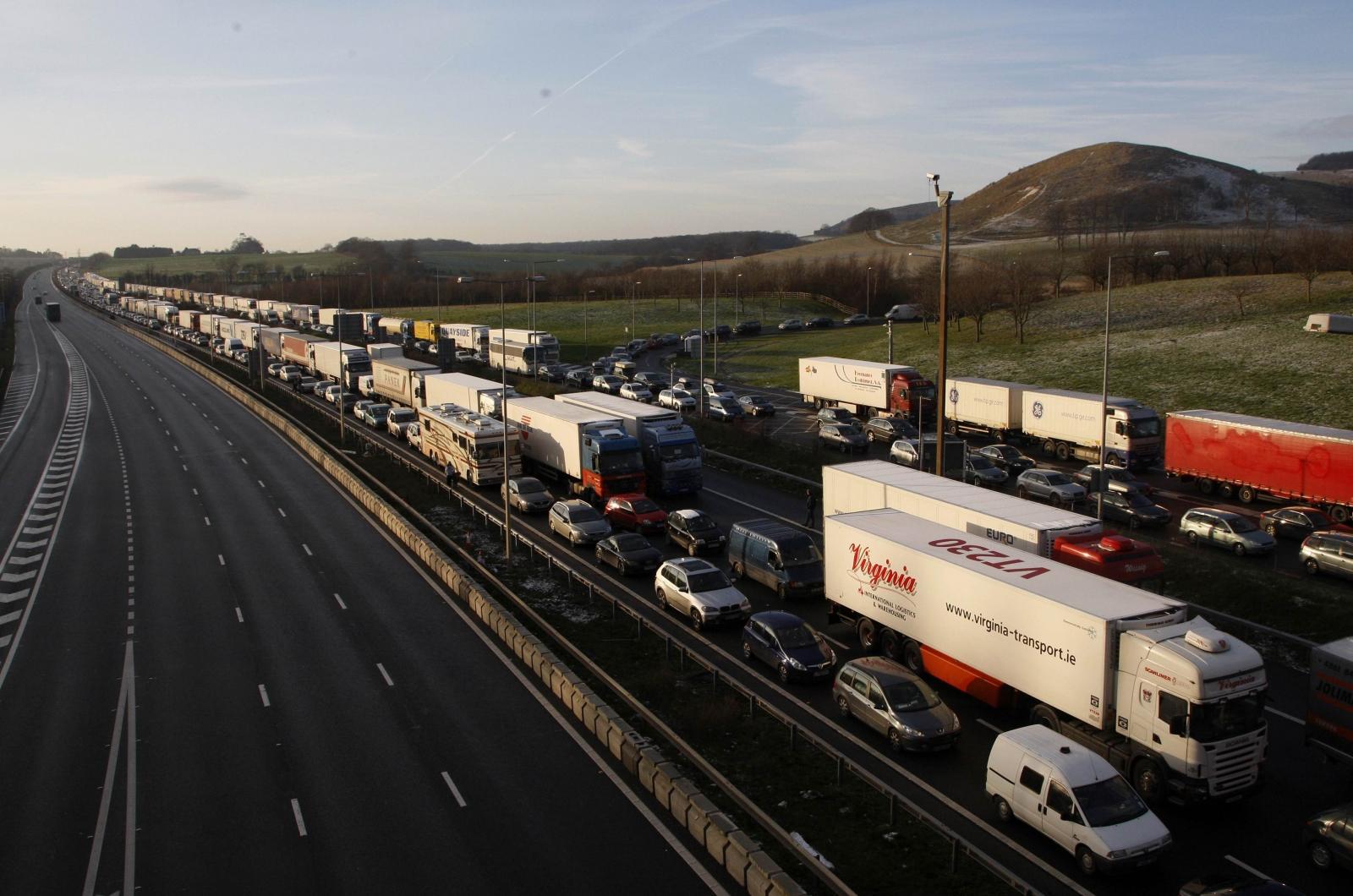 M20 motorway
