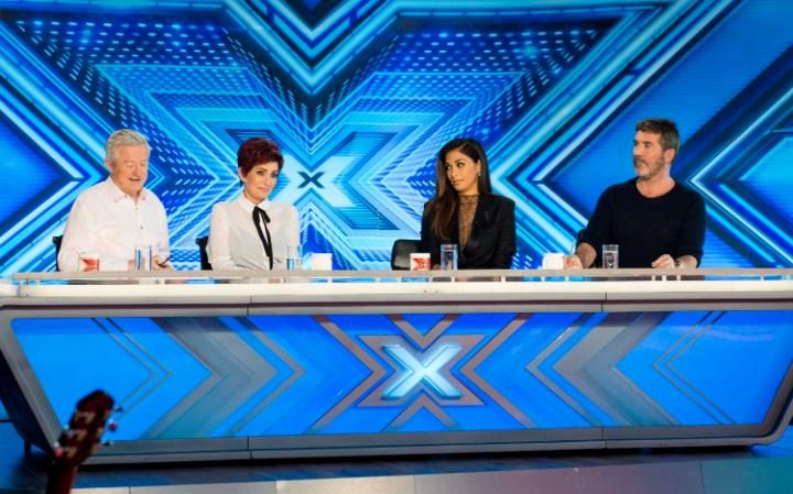 The X Factor 2016 The Old Judging Line Up And The New