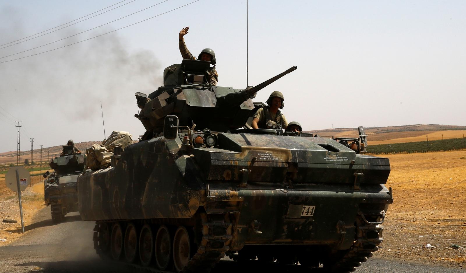 Turkey YPG