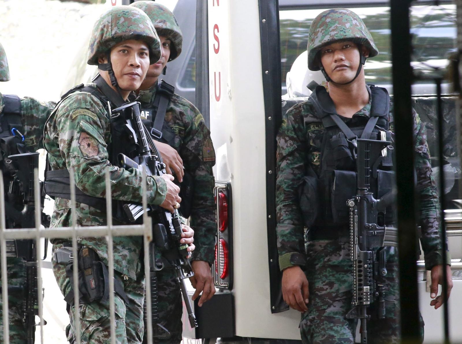 Philippines Isis jailbreak