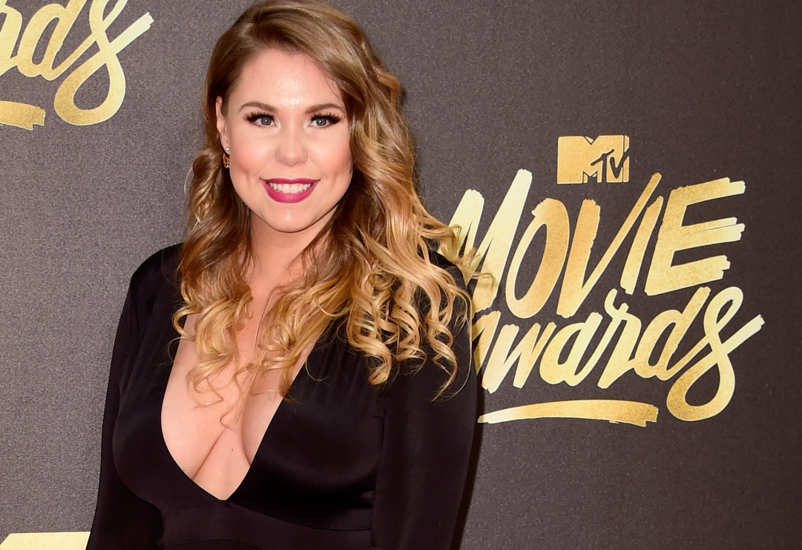 Jo Rivera Kailyn Lowry MTV Movie Awards