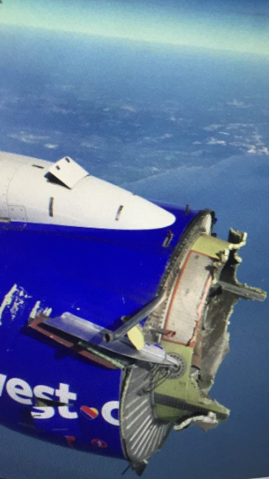 Engine fails on New Orleans flight