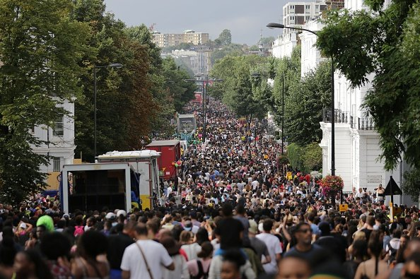 Stabbings at Notting Hill Carnival