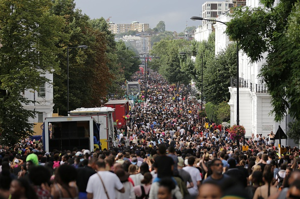 Stabbings at Notting Hill Carnival