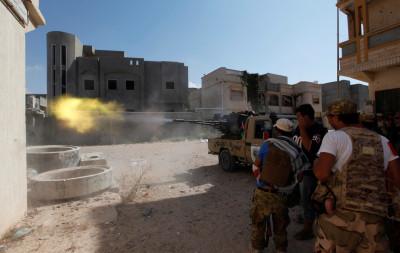 Libya Sirte offensive