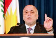 Iraqi Prime Minister Haider Abadi