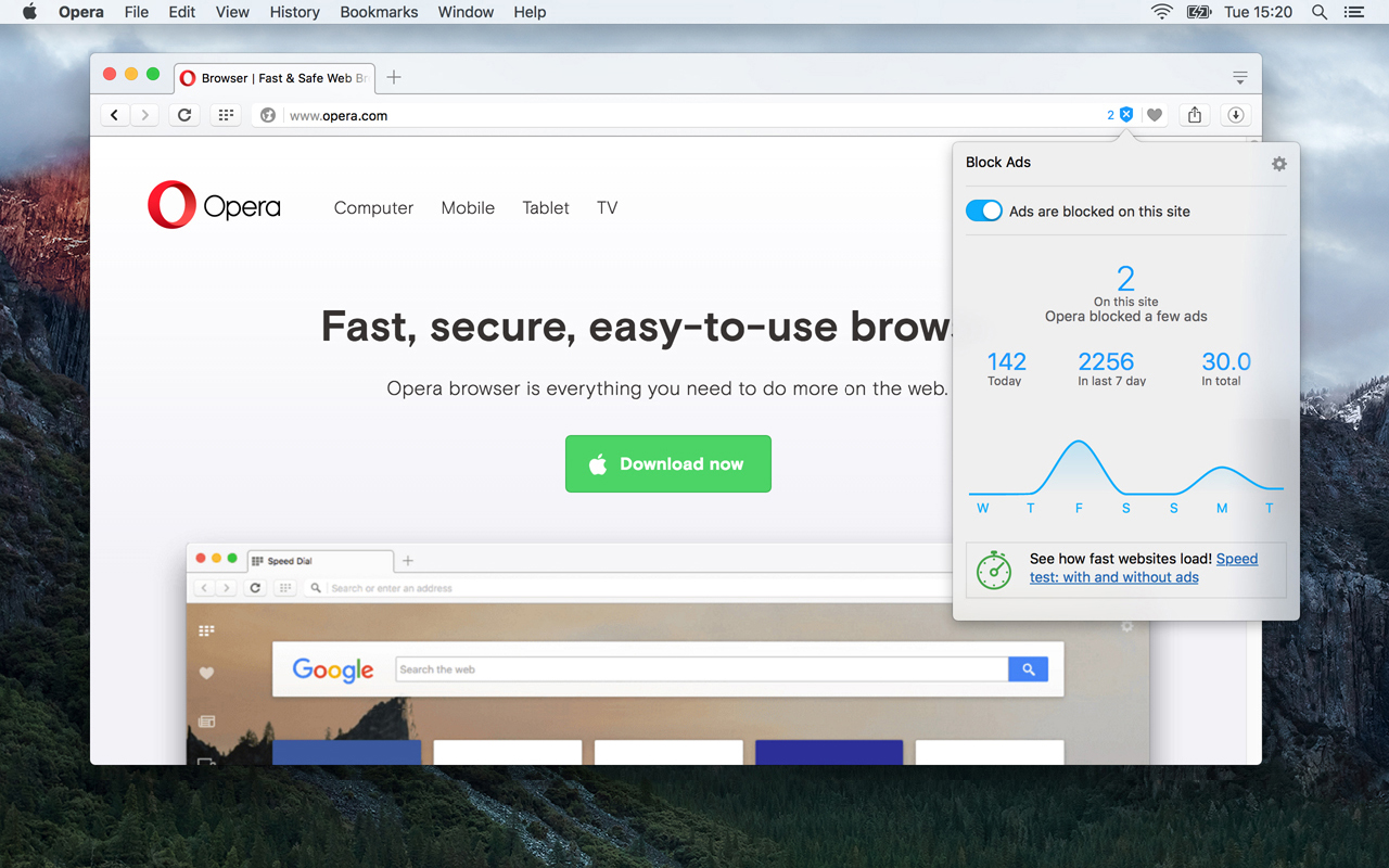 Opera Web Browser Sync Service Hacked, 1.7 Million Users
