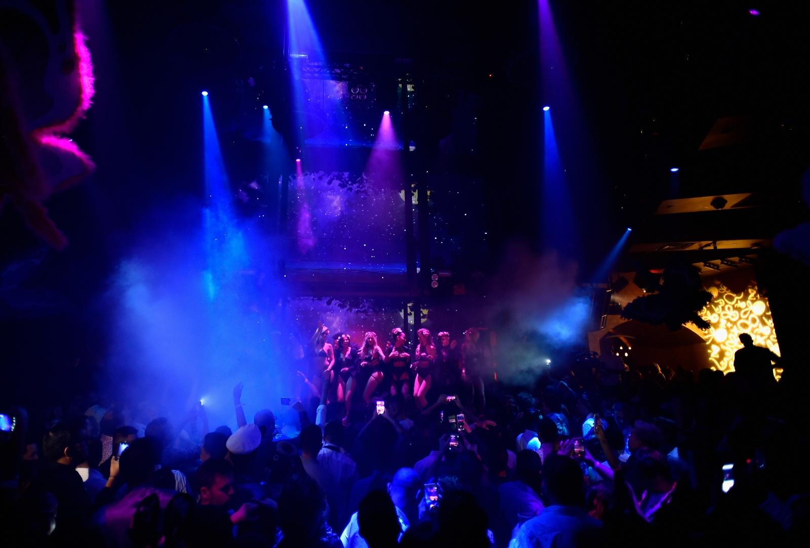 Gay night club