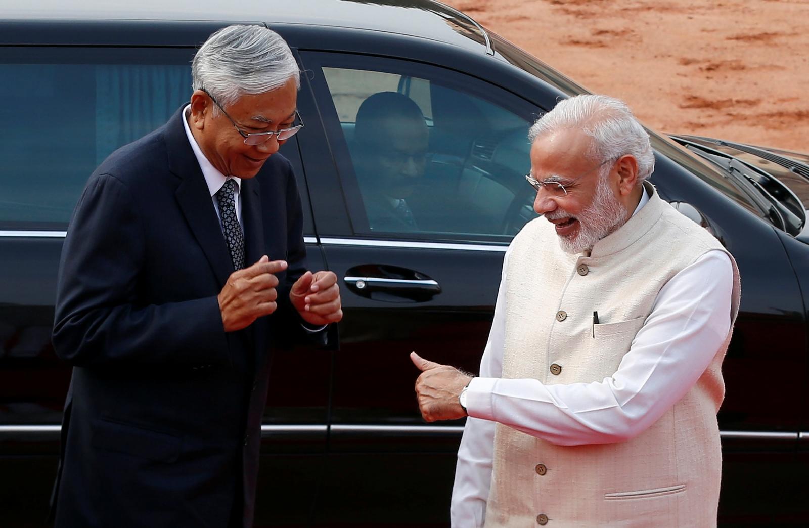 India Myanmar ties